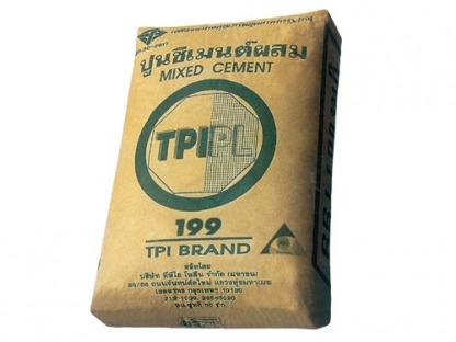 ปูนสำเร็จรูป ตรา TPI M 100